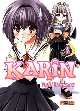 Karin, Vol. 2 Yuna Kagesaki