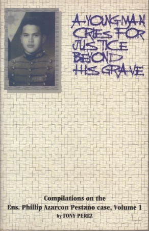 A Young Man Cries for Justice Beyond his Grave Tony Pérez