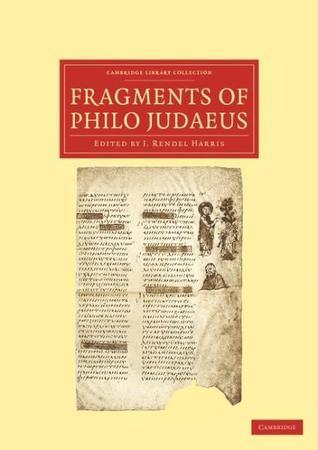 Fragments of Philo Judaeus  by  Philo of Alexandria