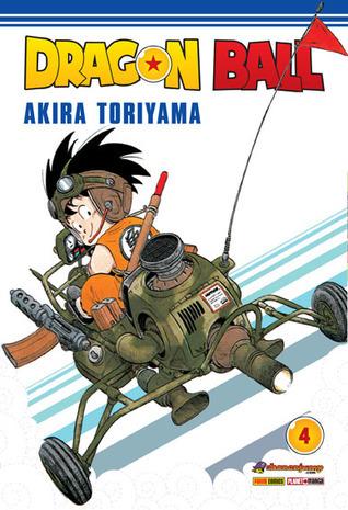 Dragon Ball #4 (Dragon Ball, #4) Akira Toriyama