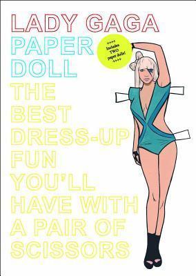 Paper Doll Lady Gaga Mel Elliott