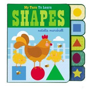 My Turn To Learn Shapes Natalie Marshall
