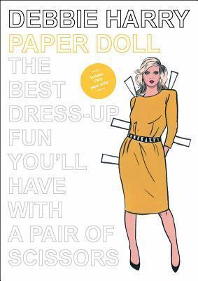 Paper Doll Debbie Harry  by  Mel Elliott