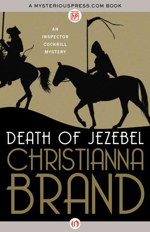 Death of Jezebel Christianna Brand