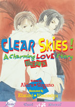 Clear Skies: A Charming Love Story  by  Akira Sugano
