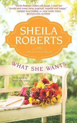 What She Wants (Life in Icicle Falls #4)  by  Sheila Roberts