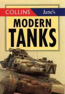 Janes Modern Tanks  by  Chris Foss