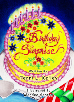 Birthday Surprise Terri Kelley