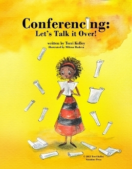Conferencing: Lets Talk It Over (Writing is a Process series #5) Terri Kelley