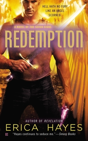 Redemption (The Seven Signs, #2) Erica Hayes