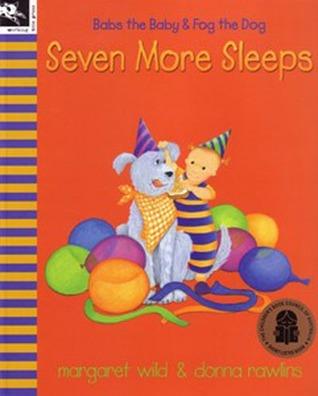 Seven More Sleeps Margaret Wild