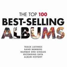 The Top 100 Best   Selling Albums Tom Broder