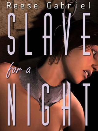 Slave for a Night  by  Reese Gabriel