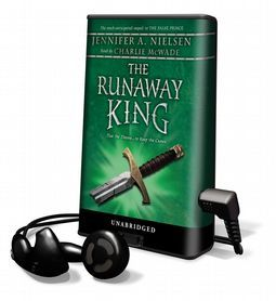 The Runaway King (The Ascendance Trilogy #2) Jennifer A. Nielsen