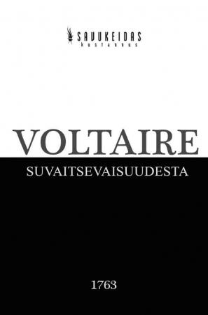 Suvaitsevaisuudesta  by  Voltaire