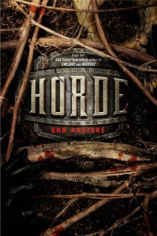 Horde (Razorland, #3)  by  Ann Aguirre
