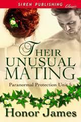 Their Unusual Mating (Paranormal Protection Unit 5) Honor James