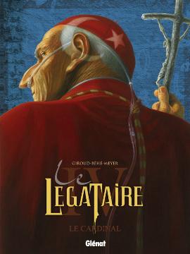Le cardinal (Le Légataire, #4)  by  Frank Giroud