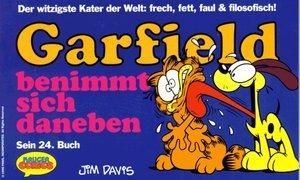 Garfield, Bd.24, Garfield benimmt sich daneben  by  Jim Davis