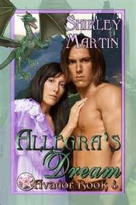 Allegras Dream (Avador, #4)  by  Shirley Martin