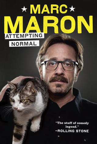 The Jerusalem Syndrome: My Life as a Reluctant Messiah  by  Marc Maron