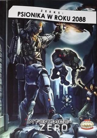 Zeeks: Psionika w roku 2088 Curtis Lyon