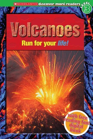 Volcanoes (Scholastic Discover More Reader Level 3)  by  Penelope Arlon