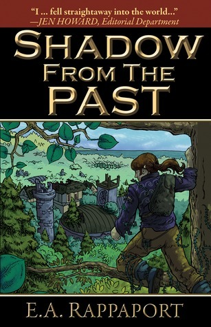 Shadow from the Past  by  E.A. Rappaport
