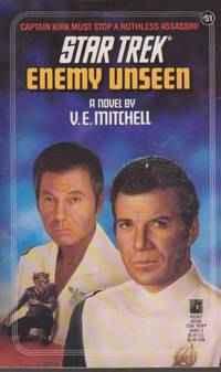 Enemy Unseen (Star Trek #51) V.E. Mitchell