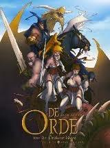 Naar het licht (De orde van de drakenridders, #10) Ange