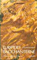 Bacchanterne  by  Euripides