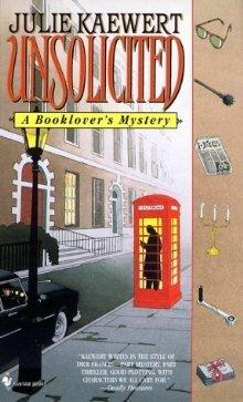 Unsolicited (A Booklovers Mystery, #1) Julie Kaewert