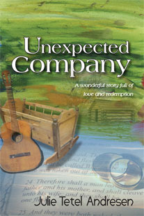 Unexpected Company (Americana Series, #2) Julie Tetel Andresen