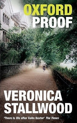 Oxford Proof (Kate Ivory, #10) Veronica Stallwood