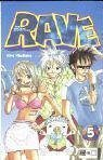 Rave 05  by  Hiro Mashima