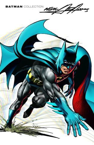 Batman Collection: Neal Adams #1  by  Neal Adams