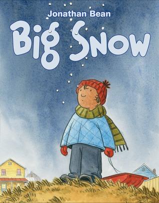 Big Snow Jonathan Bean