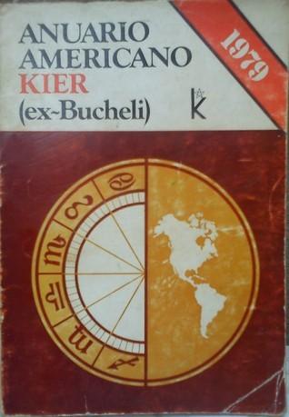 Anuario Americano Kier (ex-Bucheli) 1979  by  Hector V. Morel