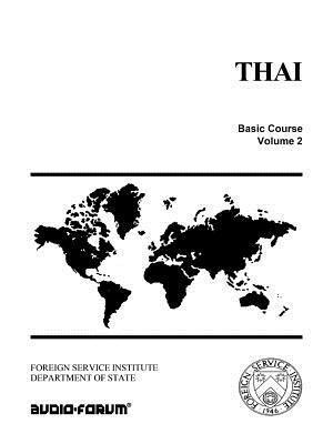 Thai Basic Course Vol. 2 Warren G. Yates