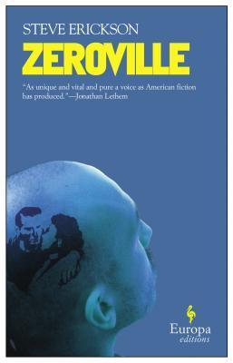 Arc dX: A Novel Steve Erickson