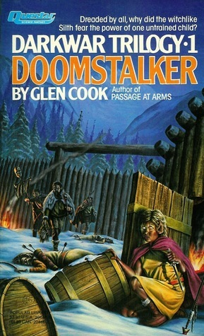 Doomstalker (Darkwar, #1) Glen Cook