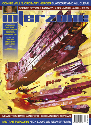 Interzone - Science Fiction & Fantasy (Mar-Apr 2010, Issue #227) Chris Beckett