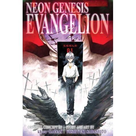 neon genesis evangelion reviews on spirit