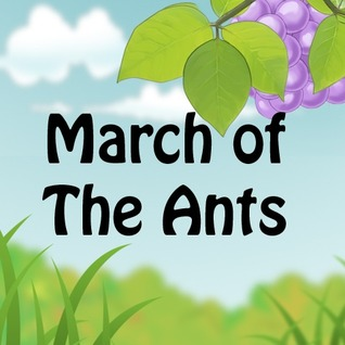 March of the Ants  by  Anna-Christina