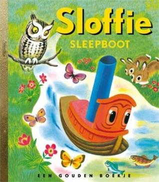 Sloffie Sleepboot  by  Gertrude Crampton
