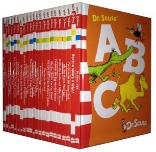 Dr Seuss Childrens Book Collection 22 Books Set Brand New Dr Seuss Cat In The Hat Abc Etc Dr. Seuss