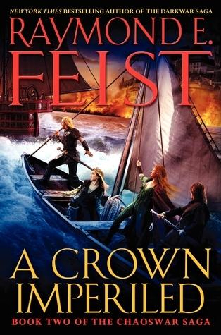 A Crown Imperiled Raymond E. Feist