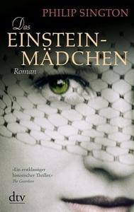 Das Einstein Mädchen  by  Philip Sington