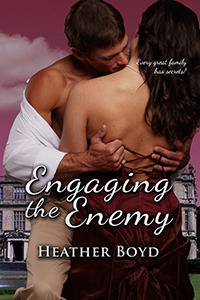 Engaging The Enemy (The Wild Randalls, #1)  by  Heather Boyd