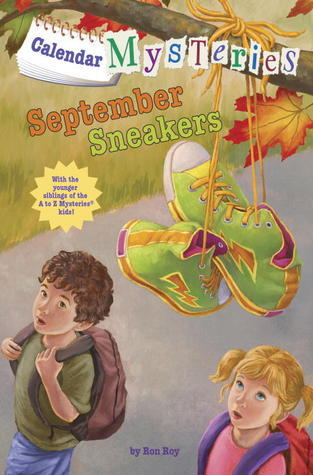 September Sneakers  by  Ron Roy
